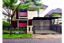 Rumah lux graha natura Graha natura Surabaya siap huni