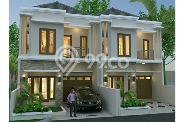 Hunian Mewah 2 Lantai Lokasi Premium Manahan Solo 17935151