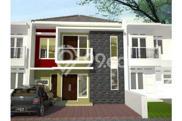 Rumah 3 Lantai Jl Meranti, Merdeka Timur 17981379
