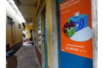 dijual kostan aktif cocok untuk usaha di  jalan raya tubagus ismail Bandung