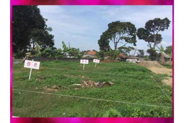 Rp380jt Tanah Dijual