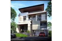 Dijual Rumah Baru Nyaman di Bukit Golf International, Surabaya