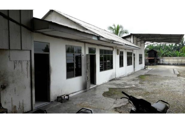 Dijual Gudang di Lintas Timur Sumatera 7820372