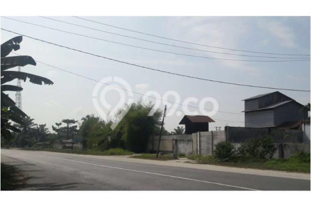 Dijual Gudang di Lintas Timur Sumatera 7820376