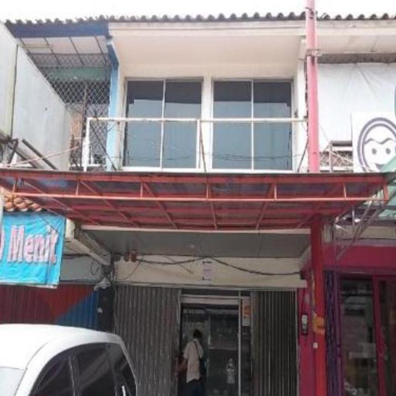 Ruko di area Kelapa Gading Jakarta Utara, Cocok Kantor, Klinik, Butik, dan Usaha Lainnya