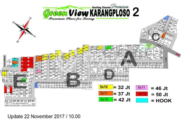 Green View Karangploso 2 tahap 1 