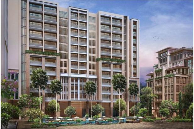 Rp20,9mily Apartemen Dijual