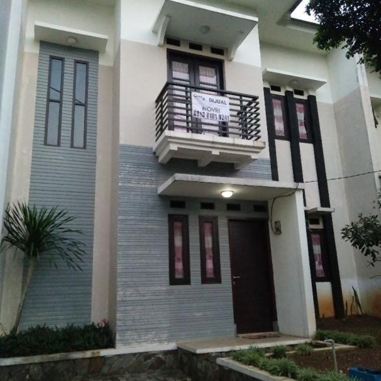 TURUN HARGA mjd 1MRumah asri di Bogor, Sinbad Agung Residence