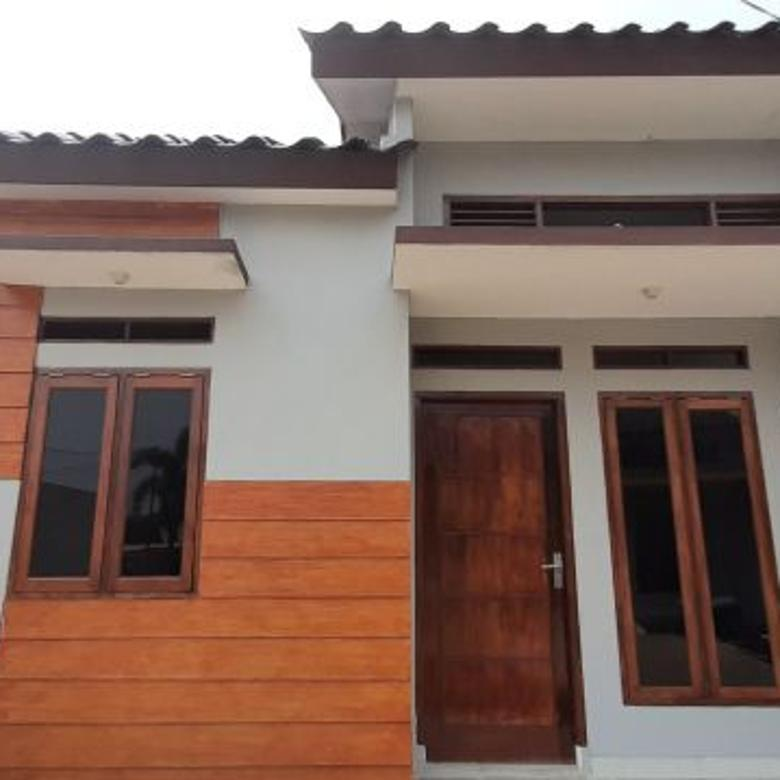 Dekat Pintu Tol Desari Rumah Kualitas Premium Bisa Anda Miliki