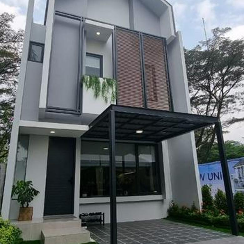 Rumah Modern Murah Di Myza BSD City Serpong