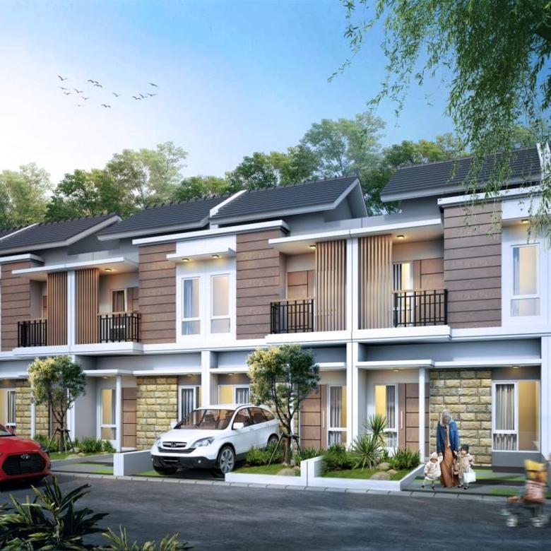 Rumah 2 lantai dijual Murah di Suryanana Kota Samarinda