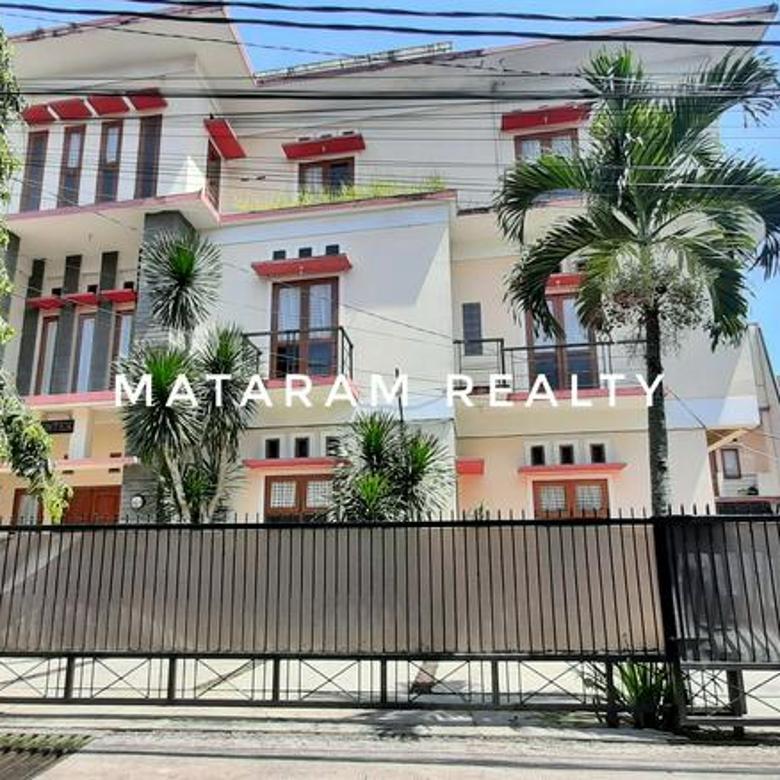 Rumah Kost Aktif & Eksklusif di Dago, Bandung Utara, Dekat Area Kampus, Bagus Untuk Invest