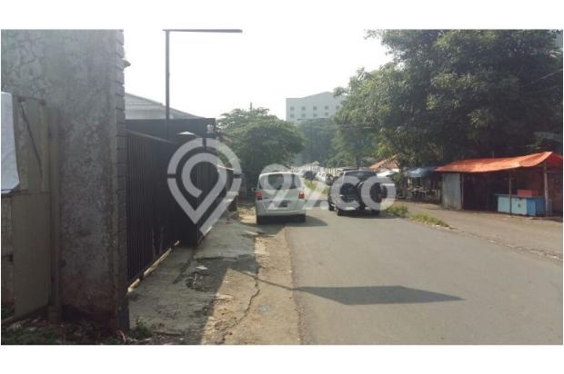 Gudang dan kavling Strategis di pinggir jalan Lippo Karawaci Tangerang 6486653