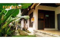 Di Sewakan Rumah 4 Bedroom di Jl. Beraban Kerobokan Bali