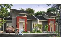 Rumah type 42/120 di CitraGarden Panam Pekanbaru