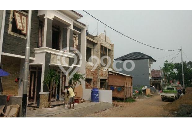 Rumah Baru Murah di jagakarsa dalam komplek 17794374