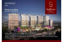 Saffron noble apartment terkoneksi langsung dengan aeon mall sentul