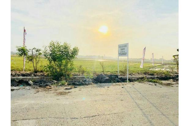Rp57,6jt Tanah Dijual