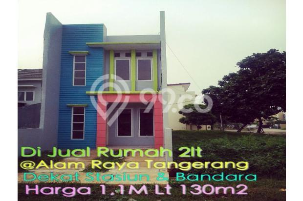 Cluster Baru Di Tangerang Harga Perdana 2018 Area Bandara 13426827