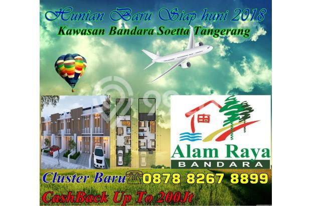 Cluster Baru Di Tangerang Harga Perdana 2018 Area Bandara 15711580