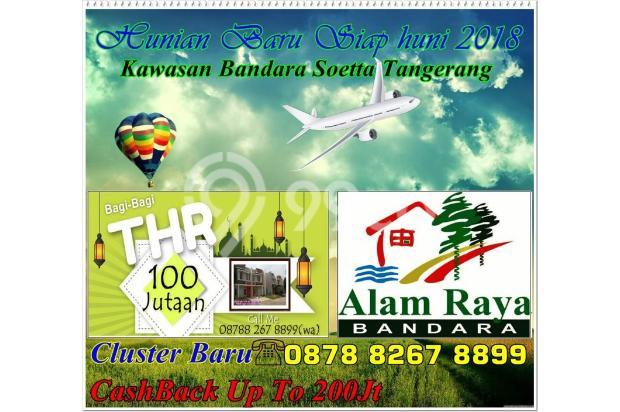 Cluster Baru Di Tangerang Harga Perdana 2018 Area Bandara 17881144