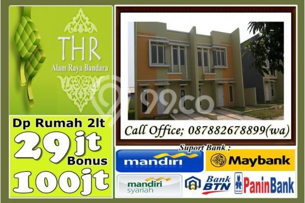 Cluster Baru Di Tangerang Harga Perdana 2018 Area Bandara 18242275