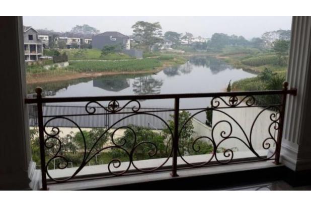 rumah lux tepi danau kota baru parahyangan