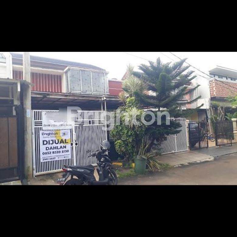 Rumah siap huni dibpinggiran Jakarta Timur dijalan ratna jatibening kota bekasi