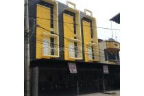 Ruko Jalan Tirtosari (daerah Rahayu, Mestika, Mandala) Medan