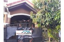 Rumah Coklat 1,5 Lantai di Taman Harapan Baru Bekasi
