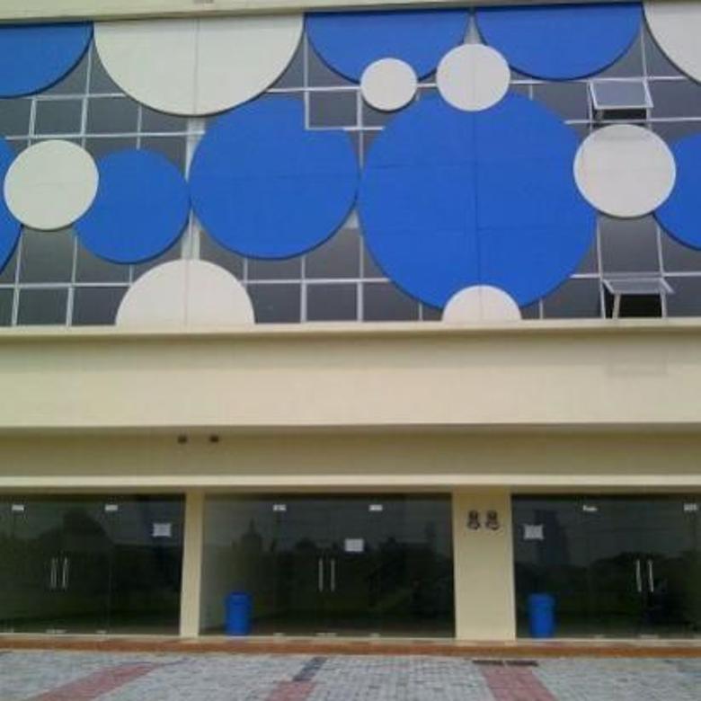 Ruko Blue Dot Com Gading Serpong 3 Lantai  Dekat ke Mall Summarecon Serpong