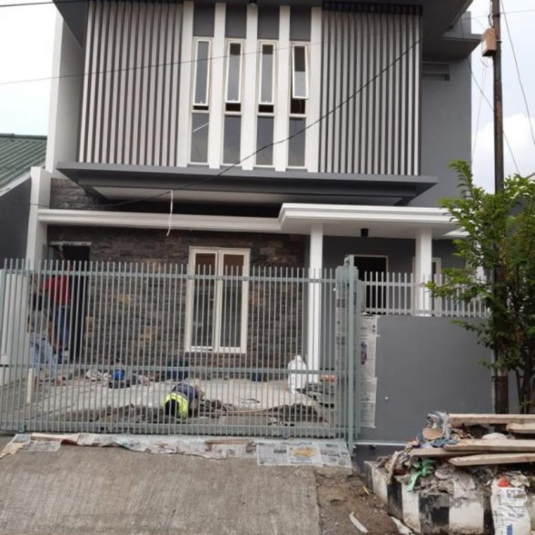 Rumah Dijual Darmo Baru Barat Modern Minimalis Baru Gress