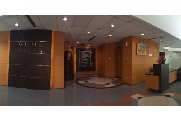 Disewakan ruang kantor, Luas mulai 49,28 Sqm, di WISMA MEGAH Sunter, Jak-ut 4693686