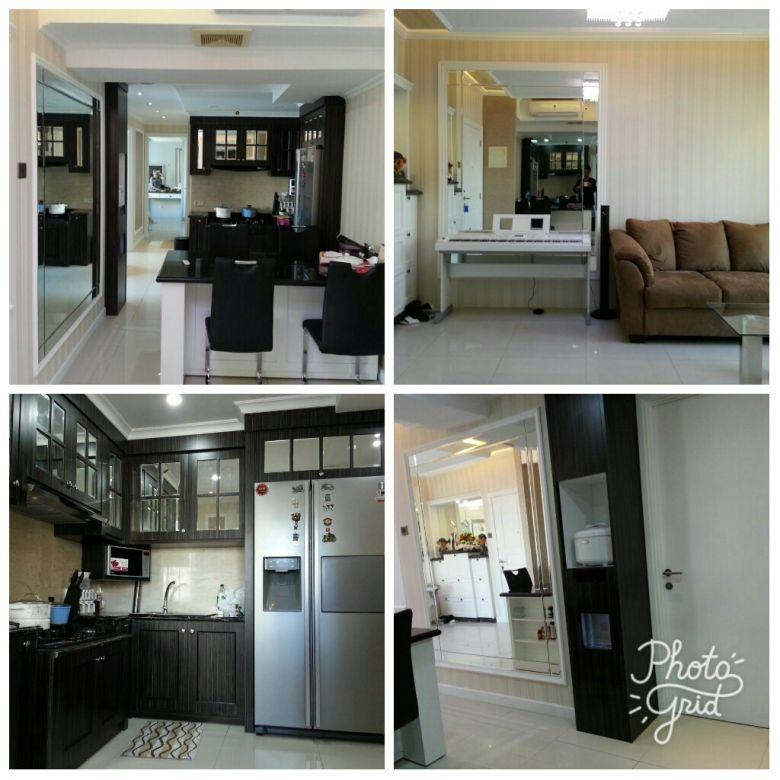#BEGMEG    Luxurius Apartment At Waterplace Fully Furnished Type 3 BR