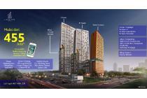 Logios Apartement Depok (Strategis depan UI,Menguntungkan) 455jtan