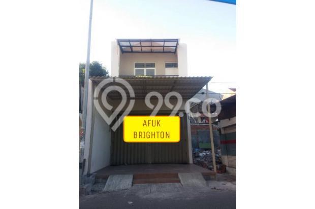 Ruko Nol Jalan, Murah, Good Location di Jalan Raya Arif Rahman Hakim 4299540