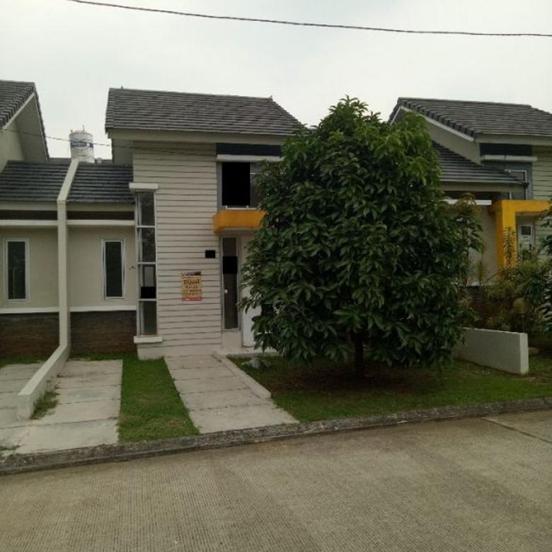 Rumah Dijual Di Cluster Green Park Serpong Garden Cisauk Tng