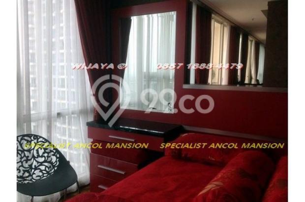 DIJUAL Apt. Ancol Mansion Type 1 kmr 66m2 (Full Furnish-Cocok untuk Wanita) 9269432