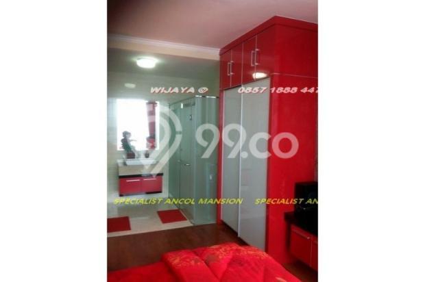 DIJUAL Apt. Ancol Mansion Type 1 kmr 66m2 (Full Furnish-Cocok untuk Wanita) 9269429