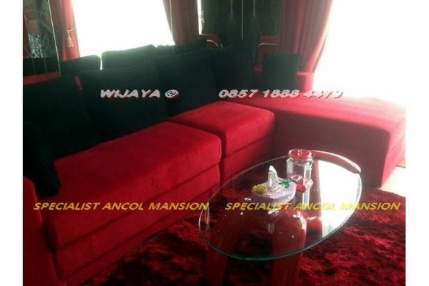 DIJUAL Apt. Ancol Mansion Type 1 kmr 66m2 (Full Furnish-Cocok untuk Wanita) 9269430