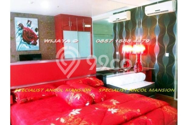 DIJUAL Apt. Ancol Mansion Type 1 kmr 66m2 (Full Furnish-Cocok untuk Wanita) 9269428