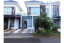 Rumah Kota Wisata Cibubur Cluster New Hacienda Terawat Siap Huni