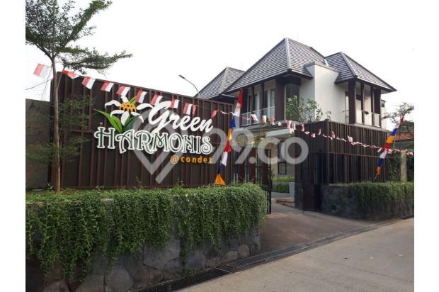 Di Jual Rumah Konsep Resort Di Condet Jakarta timur Bisa KPR Bebas banjir 17113392