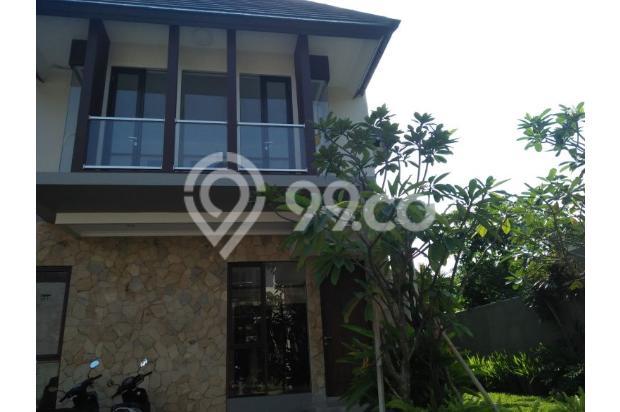 Di Jual Rumah Konsep Resort Di Condet Jakarta timur Bisa KPR Bebas banjir 17113394