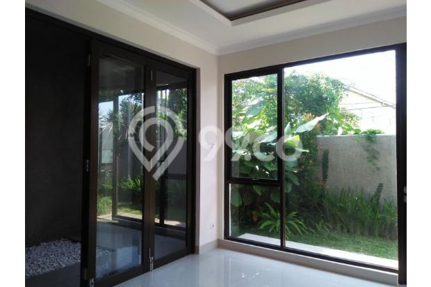 Di Jual Rumah Konsep Resort Di Condet Jakarta timur Bisa KPR Bebas banjir 17113401