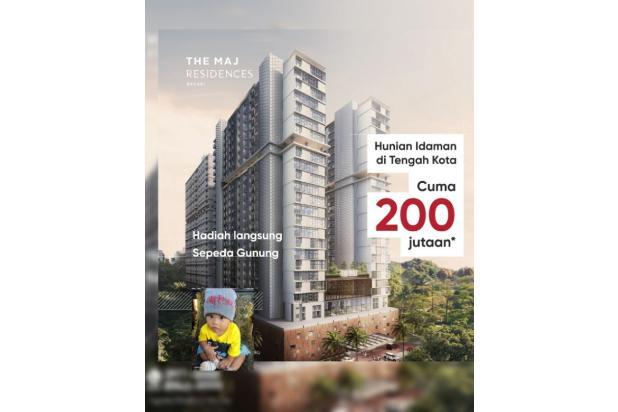 Rp293jt Apartemen Dijual