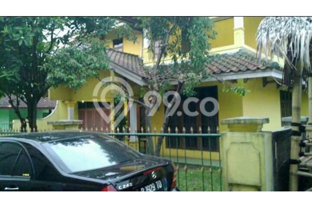 rumah besar 2 lantai disamping taman yasmin sektor 1 85kq3h