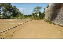 CICIL 12X NON BUNGA : Tanah Depok Sleman Siap Bangun Area SD Model