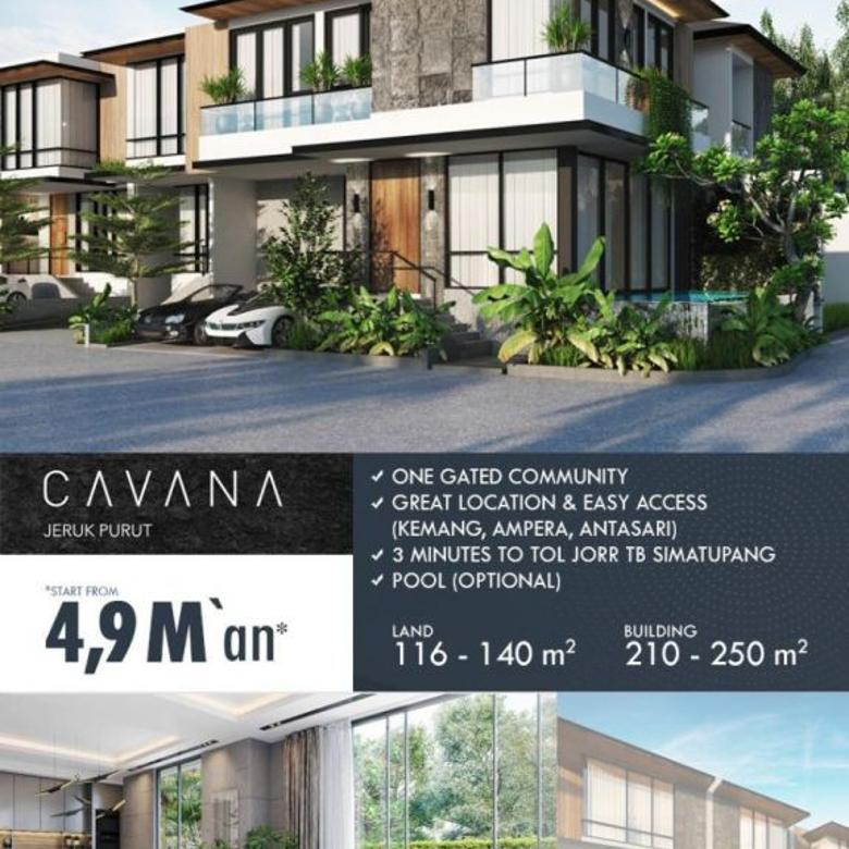 Cavana Jeruk Purut a new practical and stylish way of living.
