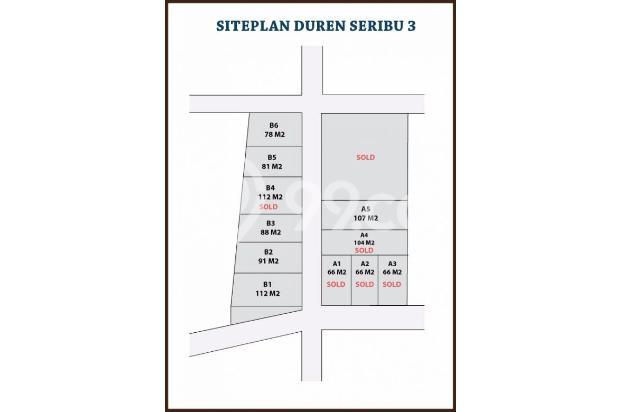 Promo Juni: KORTING 100, Rumah 300 Jt-an Di Bojongsari 18274596